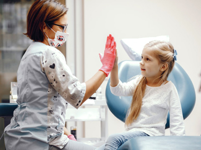 How can a Pediatric Dentist help my child