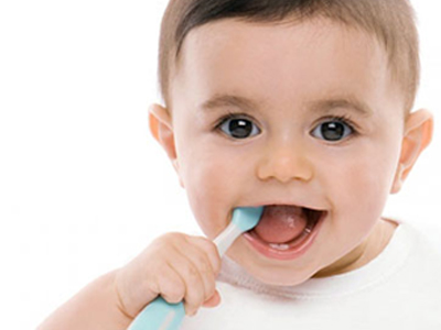 Toddlers Oral Care